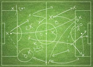 Soccer tactics