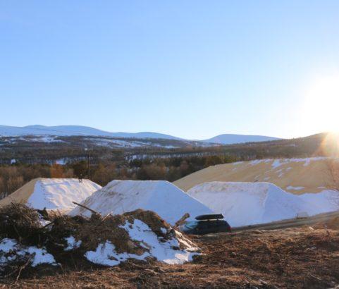 SNÖRIK - Snöforskning och innovasjon over riksgrensen
